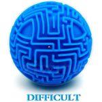 Ziwing Mini Labyrinthe 3D Globe Puzzle