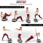 la plateforme vibrante VP210 Sportstech