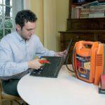 Compresseur portatif Miny Revolution'Air