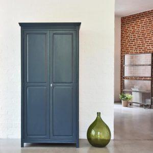 armoire parisienne bleu